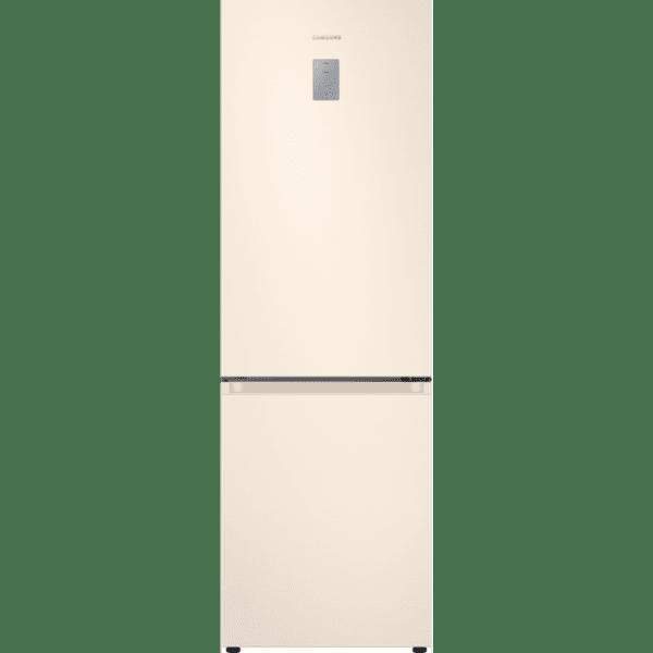 Хладилник с фризер Samsung RB34T672FEL/EF , 344 l, F , No Frost , Бежов