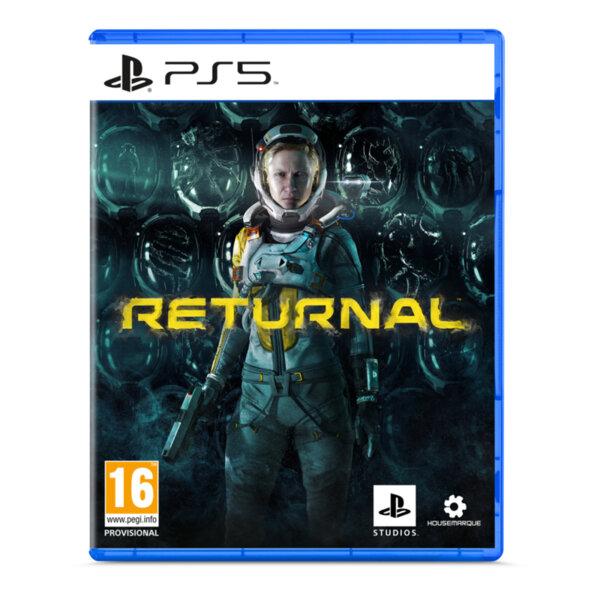 Игра PlayStation 5 Returnal