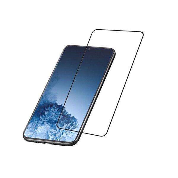 Протектор за дисплей Cellularline SAMSUNG GALAXY S21 закалено стъкло