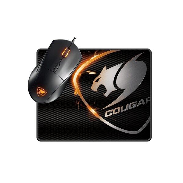 Мишка COUGAR MINOS XC + подложка CG3MMXCWOB0001