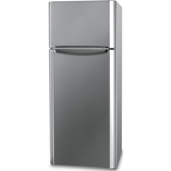 Хладилник с горна камера Indesit TIAA 10X 1*** , 252 l, A+ , Статична