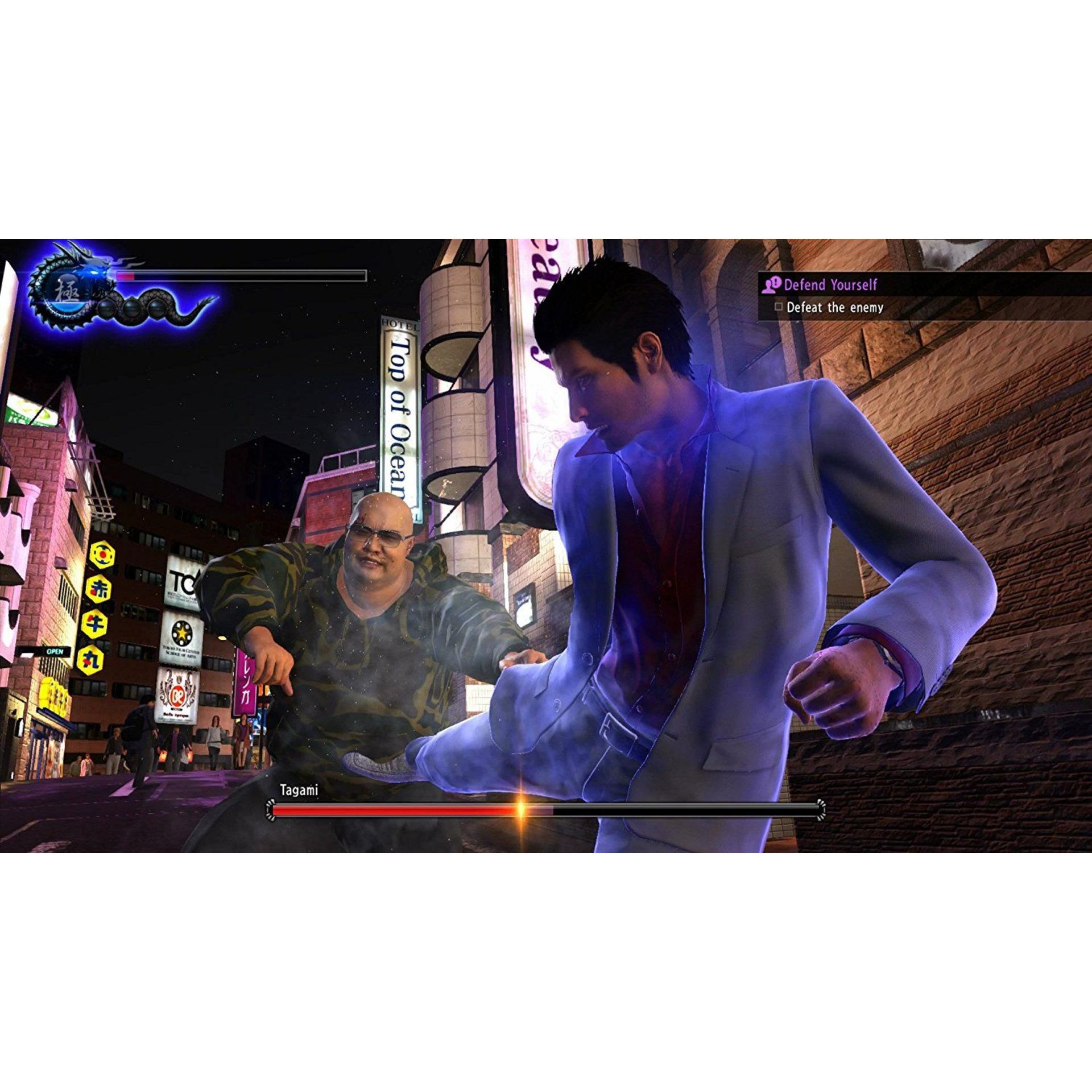 Игра SEGA YAKUZA 6 THE SONG OF LIFE /HITS/ (PS4)