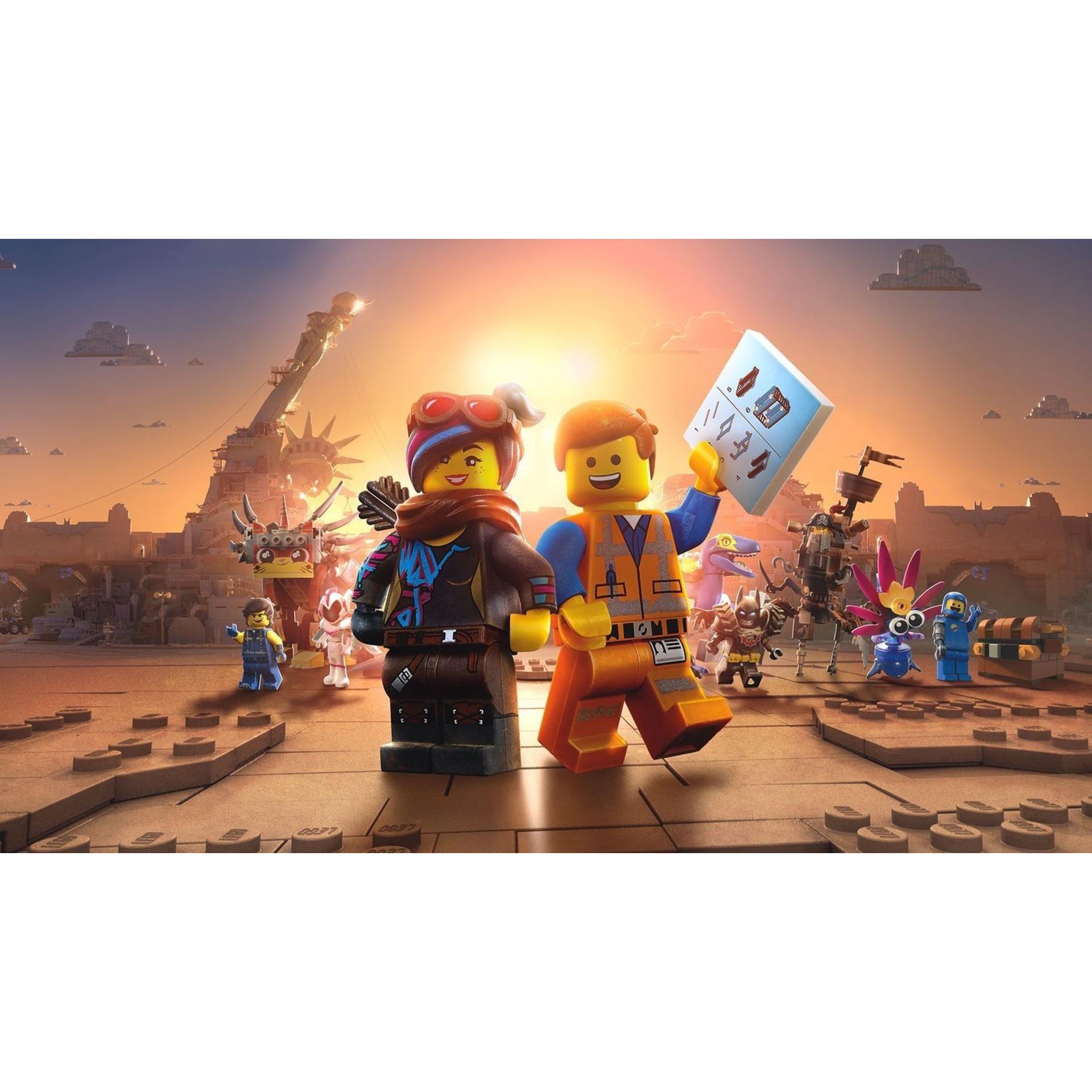 Игра WB LEGO MOVIE GAME 2 (NSW)
