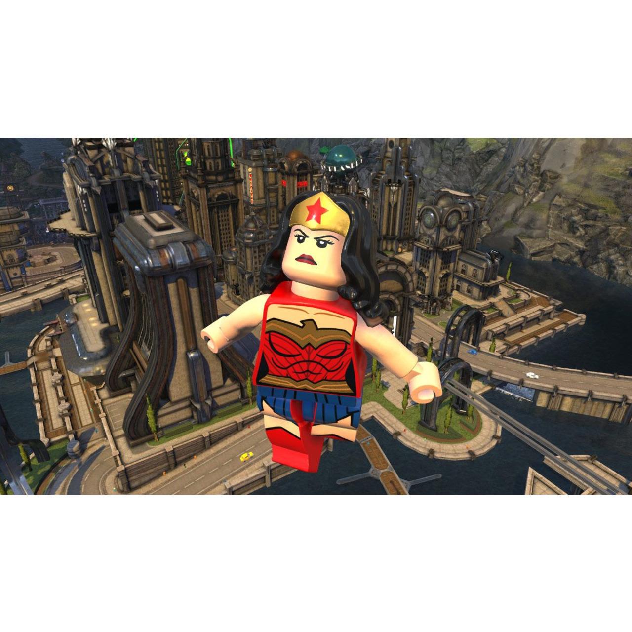 Игра WB LEGO DC SUPERVILLAINS (NSW)