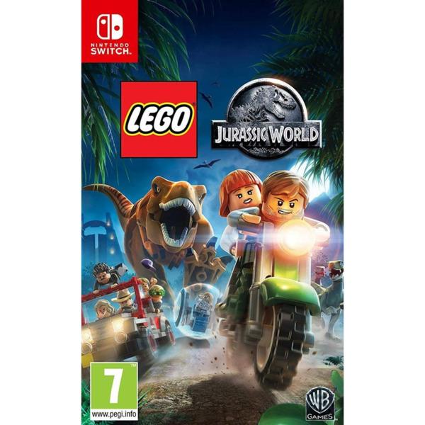 Игра WB LEGO Jurassic World (NSW)