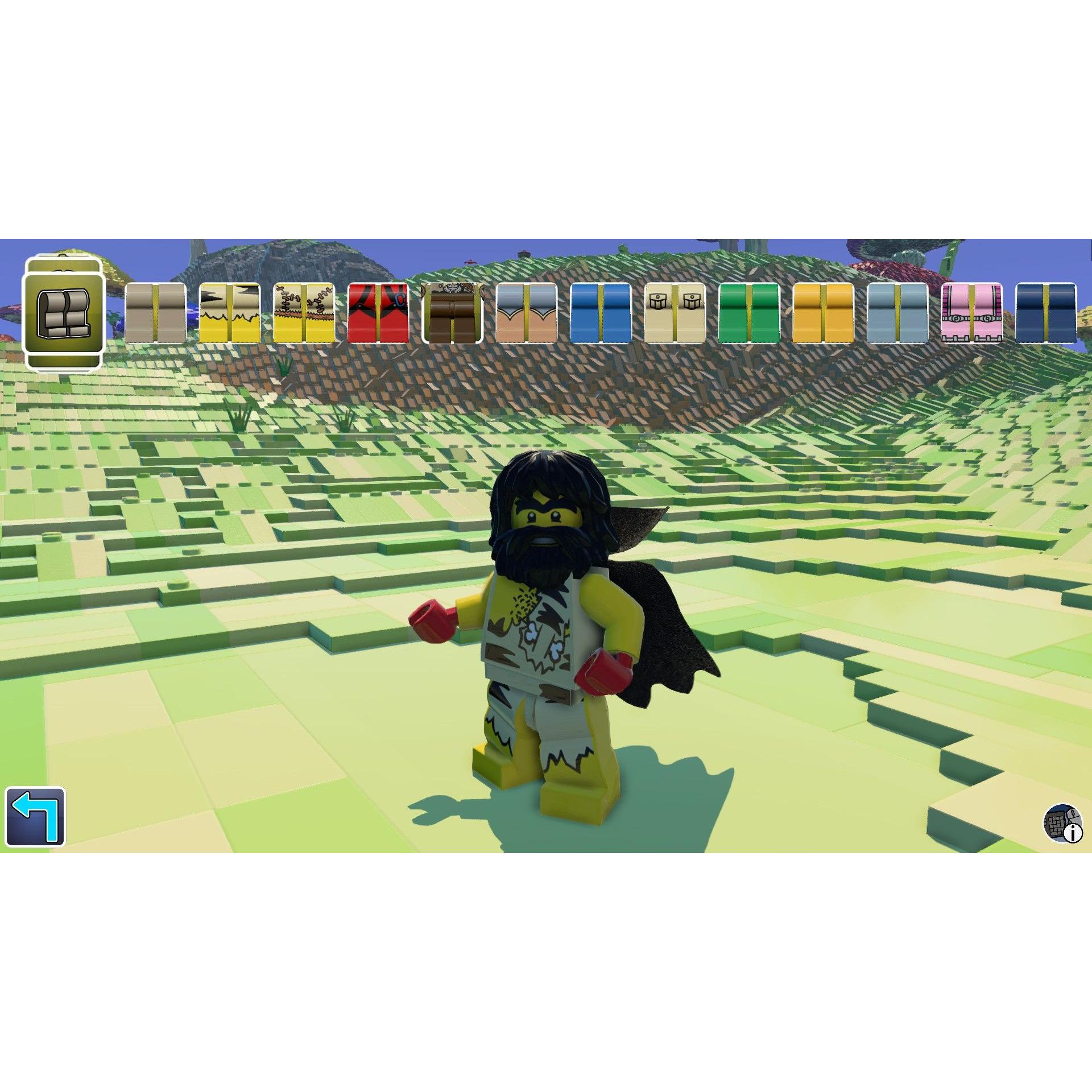 Игра WB LEGO WORLDS (NSW)