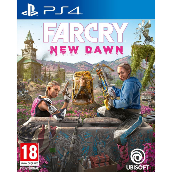 Игра Ubisoft FAR CRY NEW DAWN (PS4)
