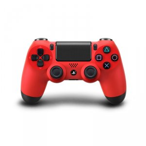 Джойстик Sony PS4 DUALSHOCK 4 MAGMA RED