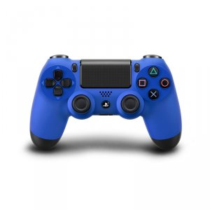 Джойстик Sony PS4 DUALSHOCK 4 WAVE BLUE