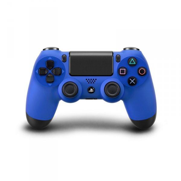 Джойстик Sony PS4 DUALSHOCK 4 WAVE BLUE