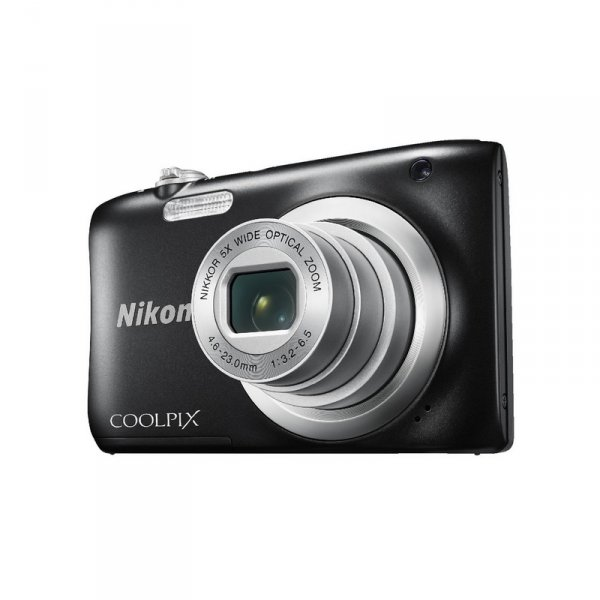 Фотоапарат Nikon COOLPIX A100 BLACK + CASE + 8GB