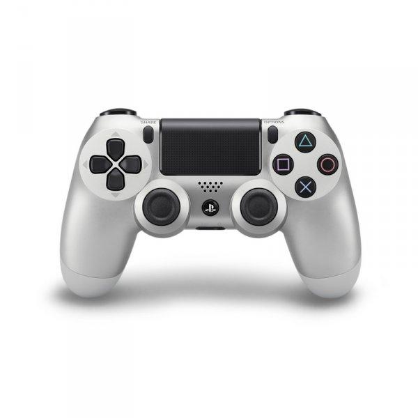 Джойстик Sony PS4 DUALSHOCK 4 SILVER