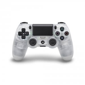 Джойстик Sony PS4 DUALSHOCK 4 CRYSTAL