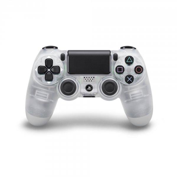Джойстик Sony PS4 DUALSHOCK 4 CRYSTAL