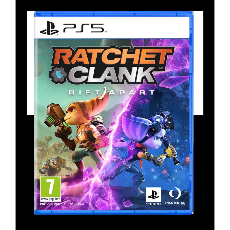 Игра PlayStation 5 Ratchet and Clank Rift Apart
