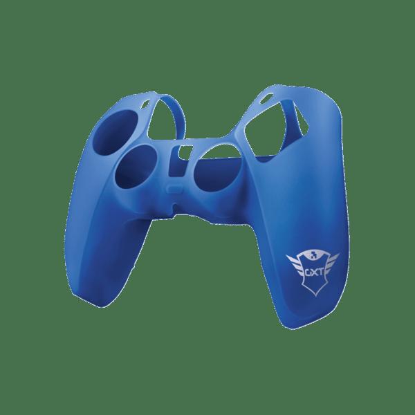 Конзола - аксесоар Trust GXT748 CONTROLLER SKIN PS5 BLUE
