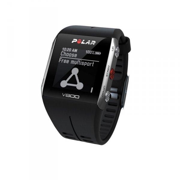 Смарт часовник Polar V800 GPS BLACK/GREY