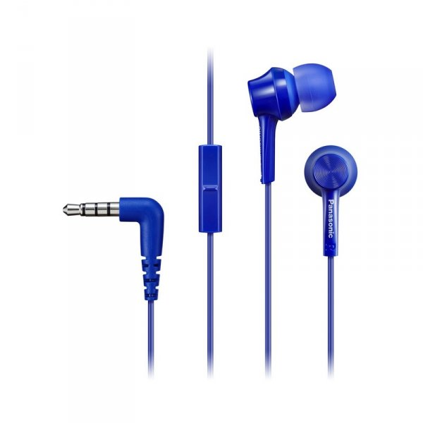 Слушалки с микрофон Panasonic RP-TCM105E-A