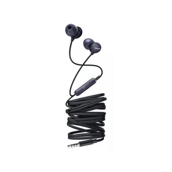 Слушалки с микрофон Philips SHE2405BK/00