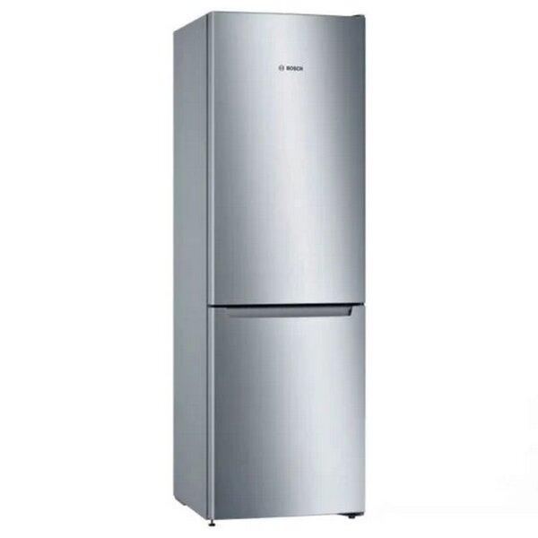 Хладилник с фризер Bosch KGN36NLEA , 302 l, E , No Frost , Инокс