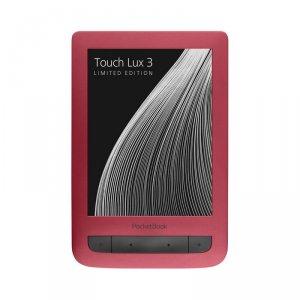 Електронна книга PocketBook 6262 TOUCH LUX 3 RED