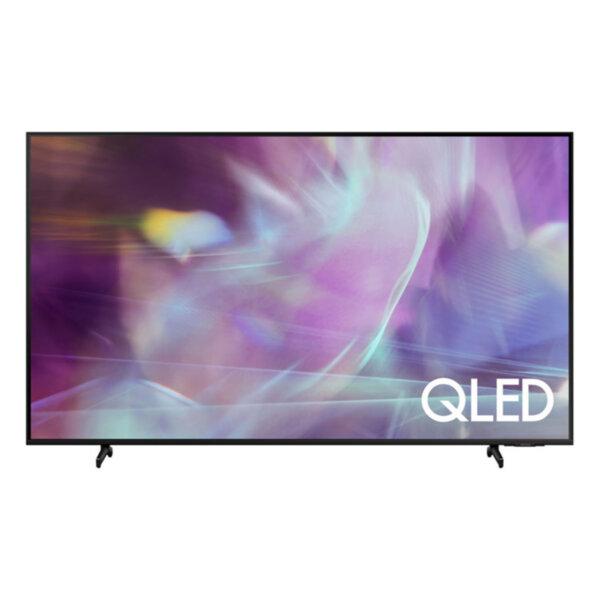 Телевизор Samsung QE43Q60AAUXXH , 109 см, 3840x2160 UHD-4K , 43 inch, QLED