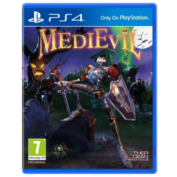 Игра PlayStation 4 MediEvil