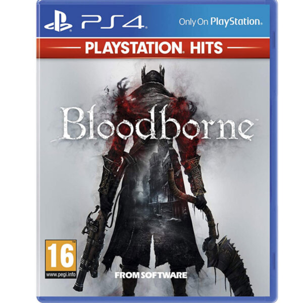 Игра PlayStation 4 Bloodborne /HITS/