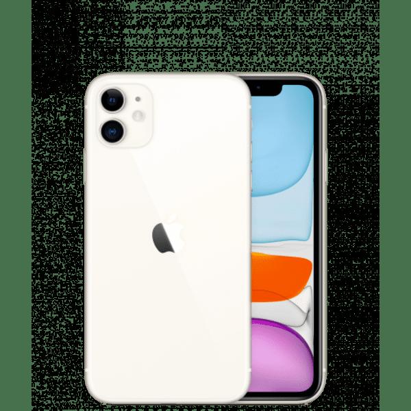 Смартфон Apple iPhone 11 128GB White mhdj3 , 128 GB, 4 GB