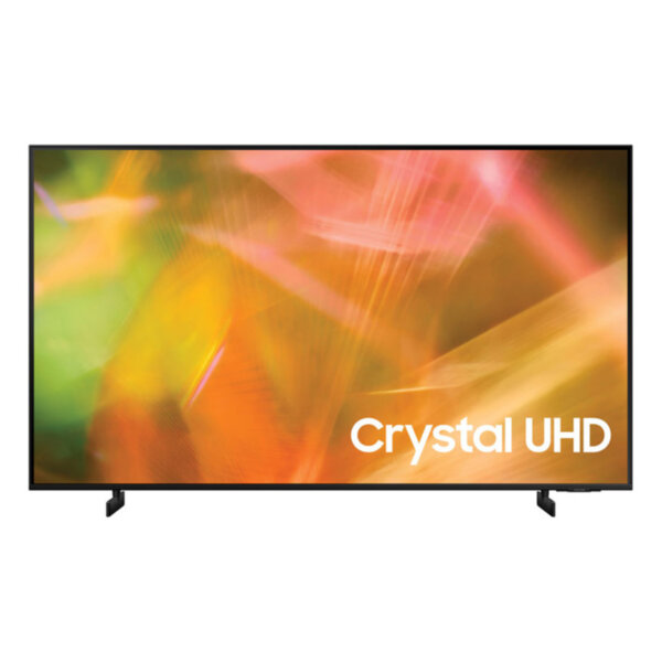 Телевизор Samsung UE43AU8072UXXH , 109 см, 3840x2160 UHD-4K , 43 inch, LED  , Smart TV , Tizen