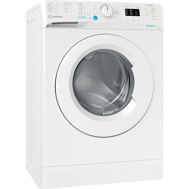 Пералня Indesit BWSA 51051