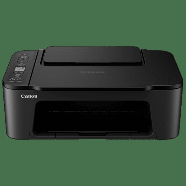 Мастиленоструен принтер Canon PIXMA TS3450 AIO BLACK , Мастиленоструен