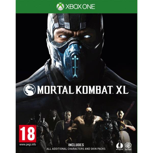 Игра WB Mortal Kombat XL (XBOX)