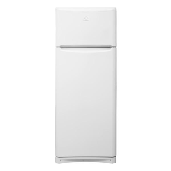 Хладилник с горна камера Indesit TAA 5 1 , 416 l, F , Бял , Статична