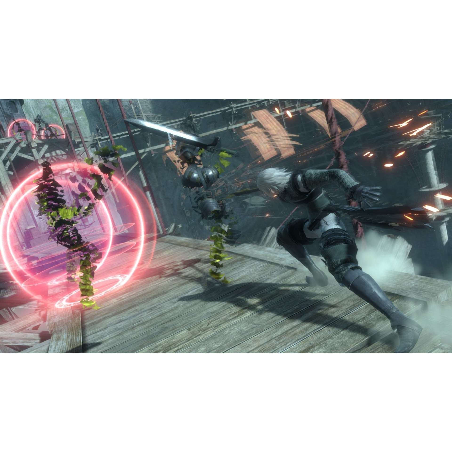 Игра Square Enix NieR Replicant Ver.1.2247487139...(PS4)