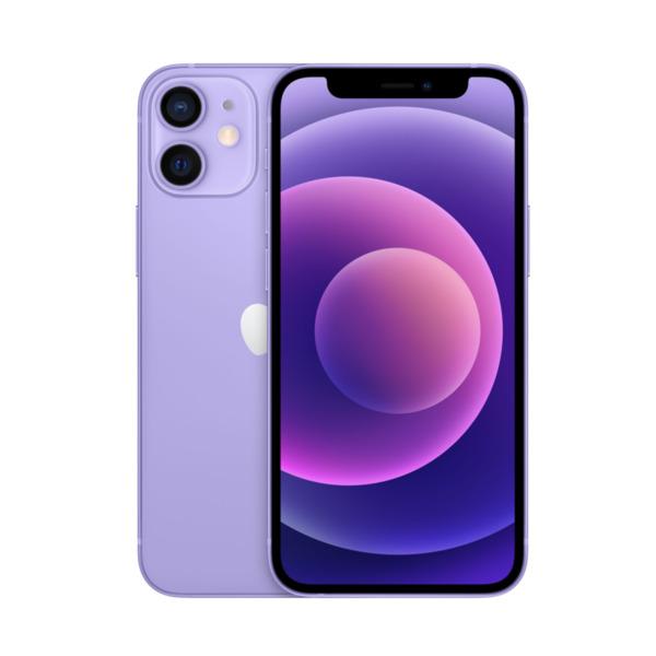Смартфон Apple iPhone 12 64GB Purple mjnm3 , 64 GB
