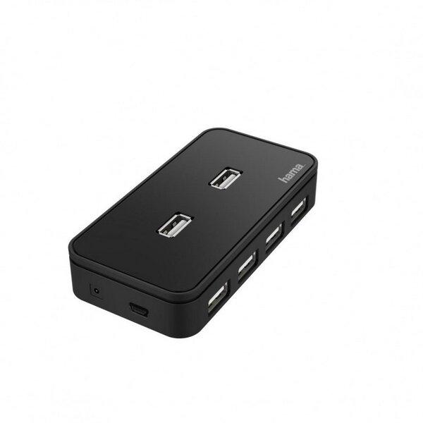 HUB USB Hama 200123