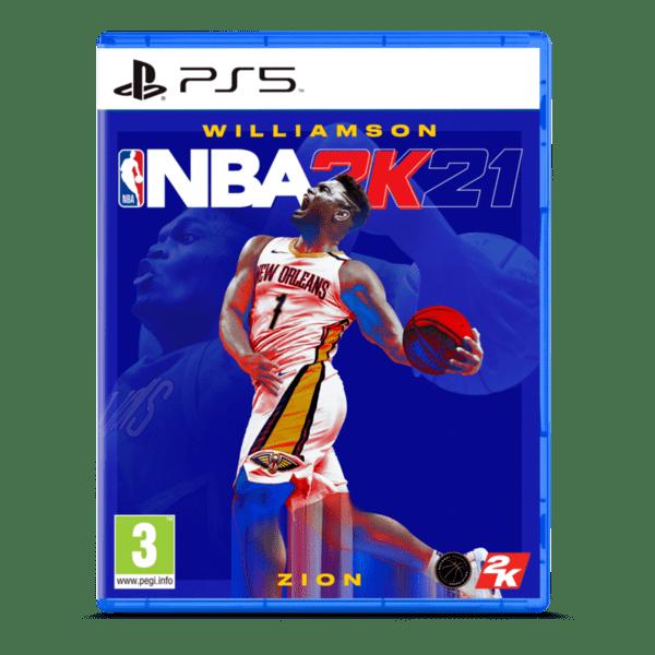 Игра TAKE2 NBA 2K21 Standard Edition (PS5)
