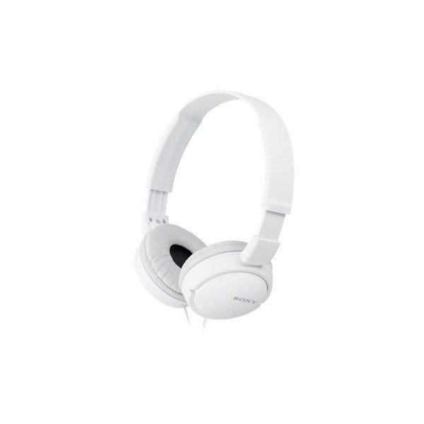 Слушалки с микрофон Sony MDR ZX110APW