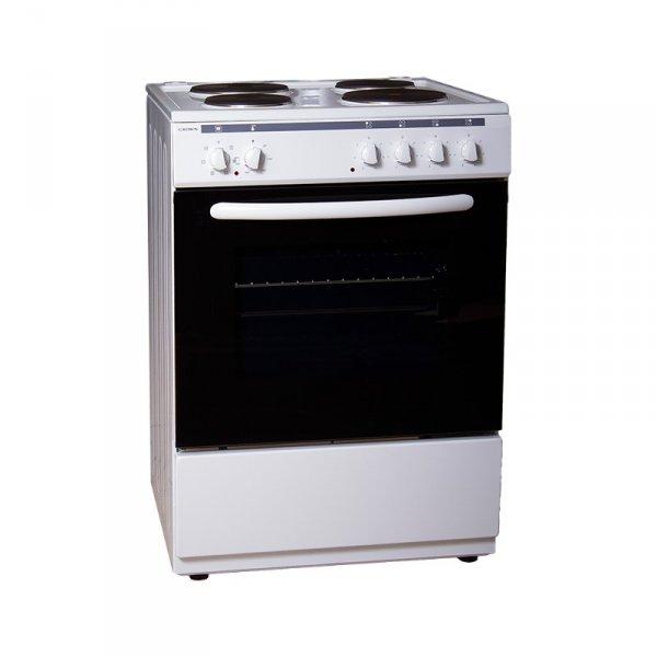 Готварска печка (ток) Crown 6410A , 4 ток , Бял
