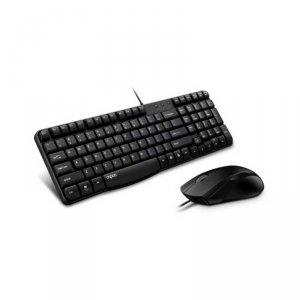 Клавиатура Rapoo N1850 14727 + МИШКА USB