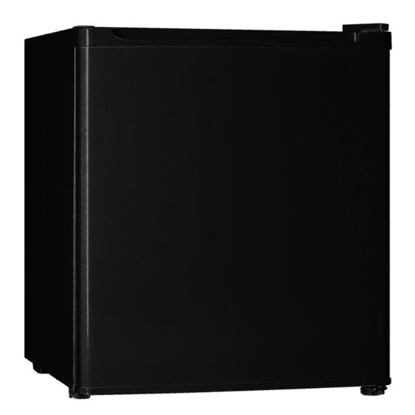 Мини бар Crown CM-49B*** , 46 l, A+ , Статична , Черен