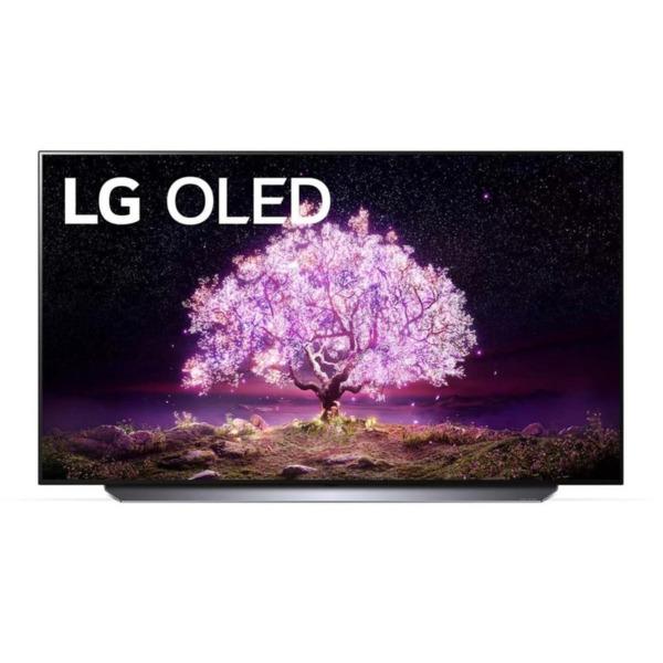 Телевизор LG OLED65C11LB , 165 см, 3840x2160 UHD-4K , 65 inch, OLED , Smart TV , Web Os