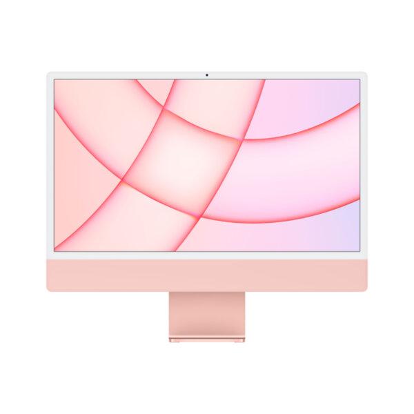 "Компютър Apple iMac 24"" Pink mgpn3 , 24.00 , 512 SSD , 8 , Mac OS"