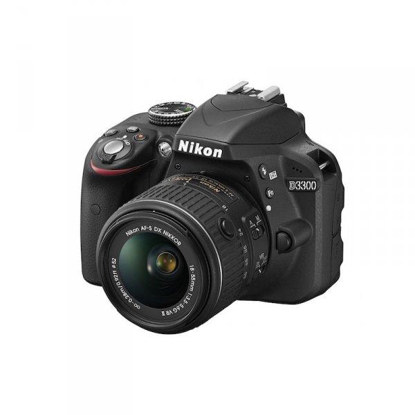 Фотоапарат Nikon D-3300 + 18-55VR + ЧАНТА + 16GB