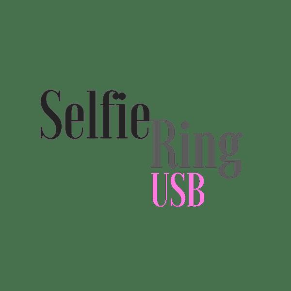 Селфи Ринг с USB