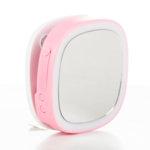 Розов Селфи Ринг с Огледало
