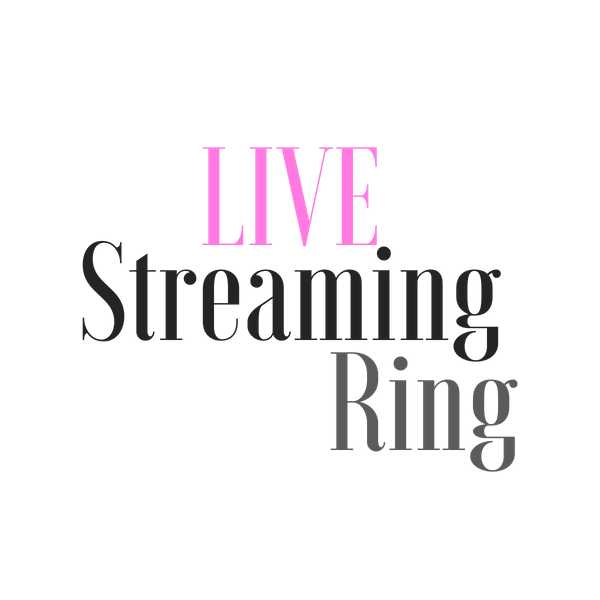 Live Streaming Ring