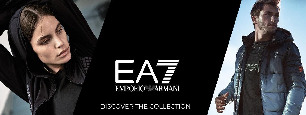 EA7 Emporio Armani Есен/зима 2019