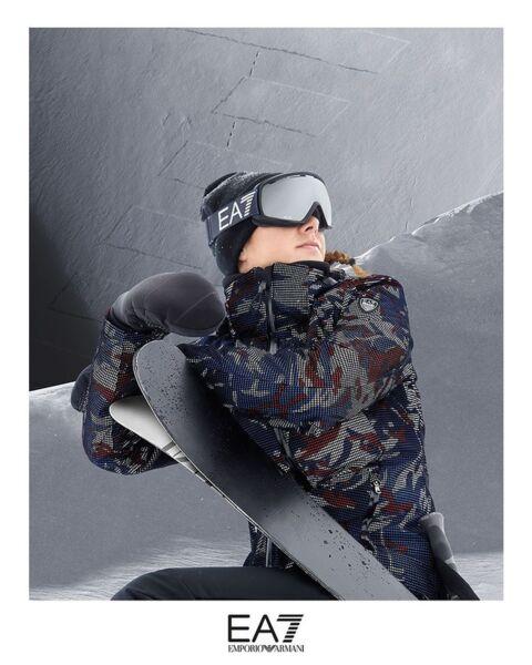 EA7 Emporio Armani  зима 2020-21